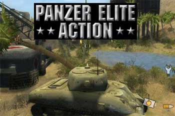 Panzer Elite Action аркада о танках
