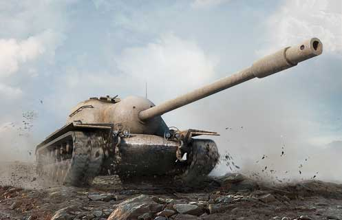 T110E3 в World of tanks