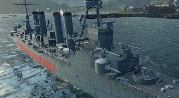 Как попадать в цитадель в world of warships