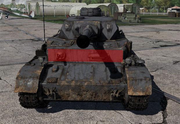 Боеукладку тяжелого танка ИС